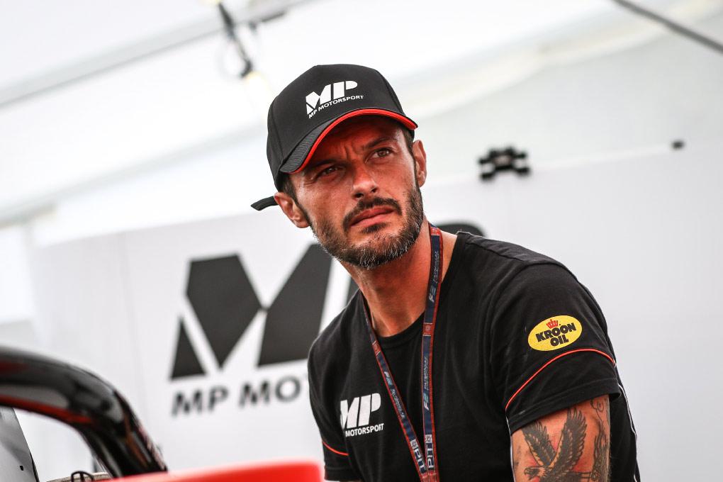 MP Motorsport Cap