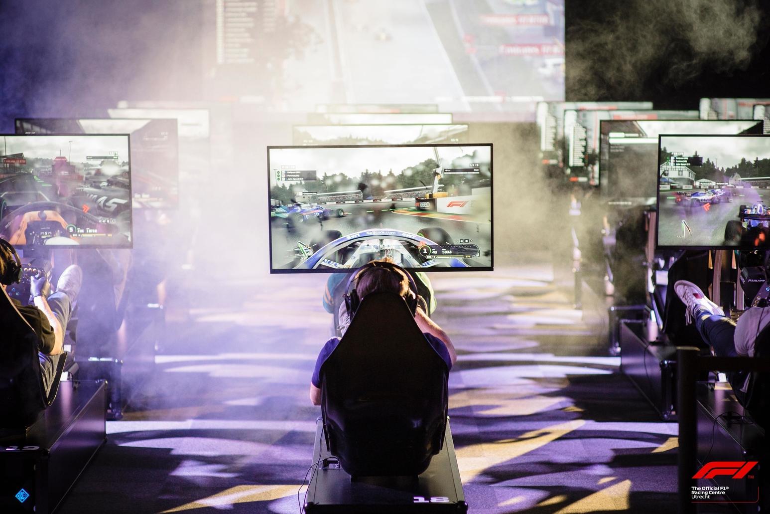 Sim Competitie: win een Formule 4 testdag!