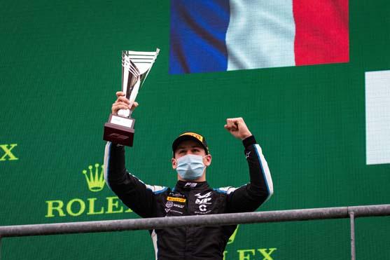 F3 Spa-Francorchamps